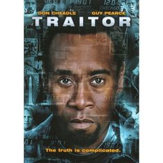 Traitor by Nachmanoff, Jeffrey/ Cheadle, Don/ Pearce, Guy [DVD-Video]