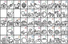 Japanese Mental ClinicS Hiragana Alphabet Chart Is As Humorous As