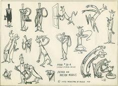 The Animator's Journal: UPA Cartoons Are Coming!