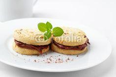 chocolate shortbread - Shortbread mit Schokocreme