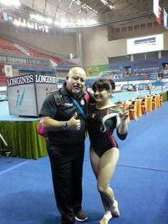 Es Alexa Moreno Séptima en el Campeonato Mundial de Gimnasia ~ Ags Sports