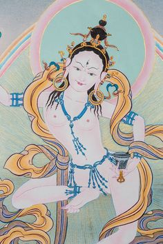 """""""The ground of liberation is this human form… and here distinctions of male and female have no consequence. And yet, if bodhichitta graces it, a woman's form will be supreme.""""  ~ Padmasambhava"""