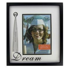 """5"""" x 7"""" Dream Graduation Photo Frame"""