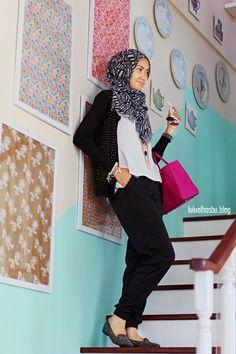 My Daily Style | Lulu Elhasbu
