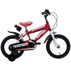 Vehicule pentru copii :: Biciclete si accesorii :: Biciclete :: Bicicleta copii Hammer 14 Schiano Kids