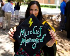 50 Awesome Graduation Cap Decoration Ideas | Hative