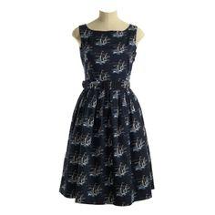 Clothing & Accessories Dresses Sailboat Print Sundress