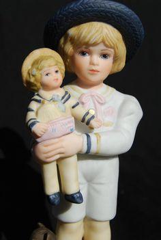 JAN HAGARA COLLECTABLES PORCELAIN FIGURINE - PAUL #Figurines