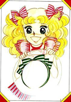 Candy || Kyoko Misuki- Candice White Andre by Yumiko Igarashi color sleeve ✤…