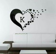 Wow! M Letter Design, Alphabet Letters Design, Alphabet Images, Cute Letters, Alphabet Stencils, Flower Letters, Alphabet Wallpaper, Name Wallpaper, Letter K Tattoo