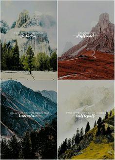Hogwarts Houses tumblr