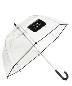 Kate Spade Umbrella--See our April Showers post for the cutest umbrellas of the season! #PetersensPretties