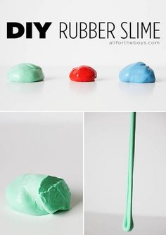Can we make this and just play with it? Take me back to my childhood!