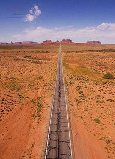 Heading South West on highway 163 in Utah. - #utahusa - Heading South West on highway 163 in Utah towards Monument Valley on the AZ/UT border. Photograph taken with a camera suspended from a kite. For more information and to see other images please visit my website: www.EvanReinheimer.com And be a fan on Facebook: www.Facebook.com/EvanReinheimer... Arches Nationalpark, Yellowstone Nationalpark, North Cascades, Parc National, National Parks, Places To Travel, Places To See, Monument Valley, Beautiful World