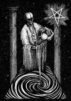 Exploring the dark and the occult