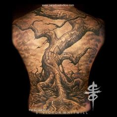 Tree Tattoos Designs Picture 25