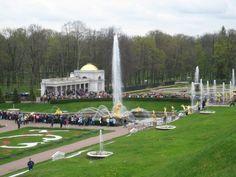 Peterhof, summer palace of Peter the Great