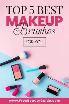 Oct 2019 - You may have the best of makeup products, but what good are those if you don't have the proper tools to apply them? This is why makeup brushes are considered an integral part of your makeup kit. Affordable Makeup Brushes, Best Makeup Brushes, It Cosmetics Brushes, Eyeshadow Brushes, Makeup Brush Set, Beauty Brushes, Make Up Kits, Best Skincare Products, Beauty Products