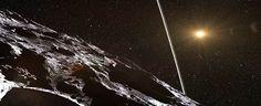 OVNI Hoje!Primeiro sistema de anéis descoberto em torno de um asteroide » OVNI Hoje!