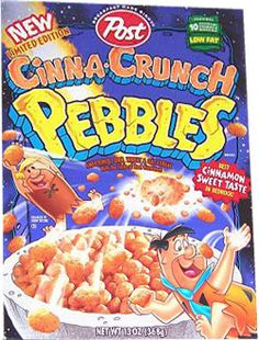 Cinna-Crunch Pebbles