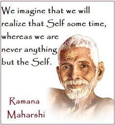 Ramana Maharshi - One of India's great saints!