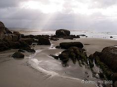 Praia da Lanzada. Galicia. Spain.