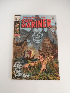 Prince Namor, The Sub-Mariner # 16 VF Marvel Comic Book Silver Age Comics: $6.99 (0 Bids) End Date: Saturday Mar-31-2018 8:40:16 PDT Bid…
