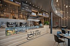 Caffè Vero by ProgettoCMR, Vicenza – Italy » Retail Design Blog
