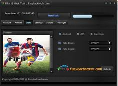 Game FiFa 15 Hack Tool Android+iOS No Survey Free Download http://www.easyhacktools.com/game-fifa-15-hack-tool-androidios/