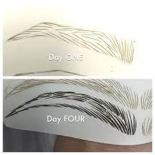 Microblading humble beginnings - Eye Makeup tips Permanent Makeup Eyebrows, Eyebrows On Fleek, Eyebrow Makeup, Eyebrow Tips, Eyebrow Design, Eyebrow Game, Eyeliner, Eyebrow Embroidery, How To Draw Eyebrows
