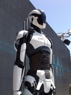 futuristic, android, cyberpunk, future, robot, future military, future soldier by FuturisticNews.com