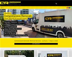 Comprehensive Removals - Contact Us For Your Local Removals Quote Time Website, House Removals, Commercial, How To Remove, Day