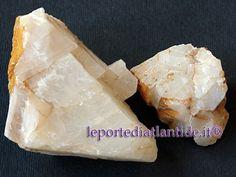 Calcite Bianca - Le porte di Atlantide - Pietre, Cristalli, Minerali e Fossili