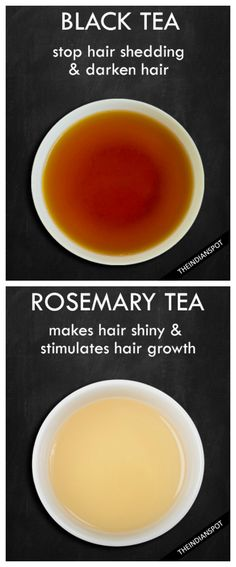 Who knew tea was such a miracle worker.....#hairgrowth #darkenhair