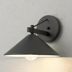 12x10, $139 Outrigger Cone Outdoor Light.  Only fits between the garage doors