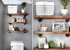 20 Awesome List of DIY Wall Shelves You Can Build