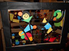 Musica da vedere #kandinsky #arte #bambini #laboratorio