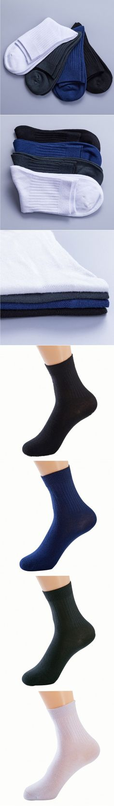 "Cotton Summer Thin Section Sweat Men's Socks(4 Pairs)  "", "" Cotton Summer Thin…"