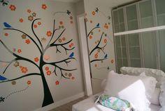 Leandro Selister - Apartamento Decorado | Porto Alegre | Árvore Infantil. Parceria com Raul Pêgas.