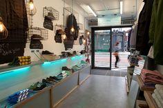 Boxfresh store by De