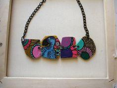 Pendant Necklace, Jewellery, Diy, Jewelery, Bricolage, Jewlery, Do It Yourself, Drop Necklace, Fai Da Te