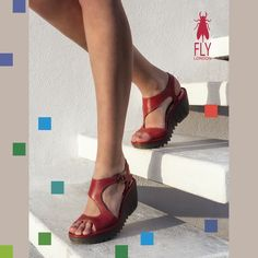 FLY London Spring Summer 2016 Today our suggestion is YANCA sandal! Love it? #flylondon #portugueseshoes