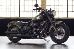2016 Softail Slim S Fat Custom Bike | Harley-Davidson USA #harleydavidsoncustom