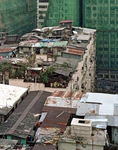 """Portraits from Above – Hong Kong's Informal Rooftop Communities"""