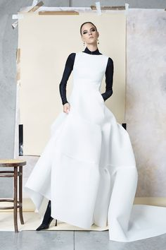 Maticevski Fall 2018 Ready-to-Wear Fashion Show Collection