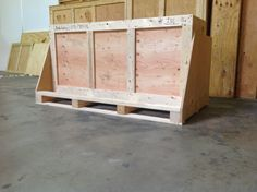 A Frame Crate