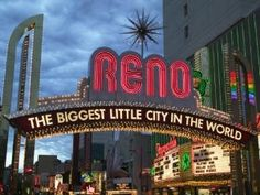 Reno, Nevada by marcia