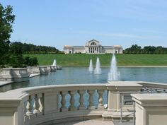 The Grand Basin in Forest Park