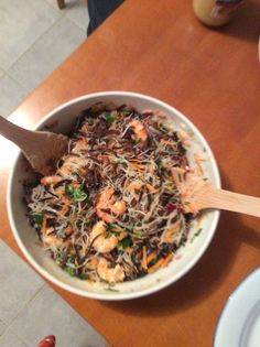 Salade chinoises