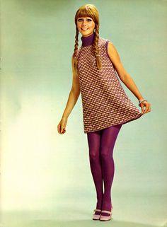 1960s Minis...soo cute, the tent dress, love it*